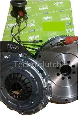 LANDROVER FREELANDER TD4 SOLID FLYWHEEL CONVERSION, VALEO CLUTCH & CSC  BEARING