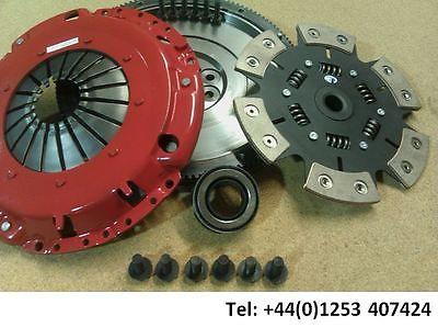 VW GOLF MKIV 4 1.9 TDI AGR, AHF, ALH, ASV, AXR FLYWHEEL, BOLTS & PADDLE  CLUTCH